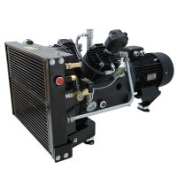 Starting air compressor 2L-15