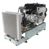 Diesel driven starting air compressor L3-100HD