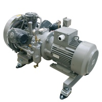 Starting air compressor L3-56