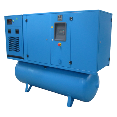 Rotary screw compressor DSP11